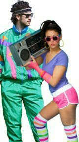 Boom Box!  If you know what it is, you are an 80s kid.
