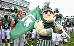 Michigan State moved into the No. 1 spot in the Week 3 Power Poll.