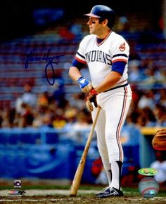 Mike Hargrove Autographed 8x10  Photograph #SportsMemorabilia #ClevelandIndians