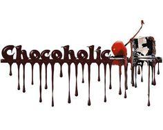 Chocoholic - I admit it!