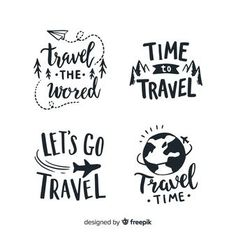 Hand Lettering Quotes, Calligraphy Quotes, Lettering Styles, Lettering Design, Hand Lettering Tutorial, Drawing Quotes, Travel Scrapbook, Travel Quotes, How To Draw Hands