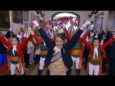Musikkvideo: 1814 - Til Dovre faller - YouTube