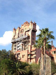 Tower of Terror Hollywood Studios Orlando, Fl