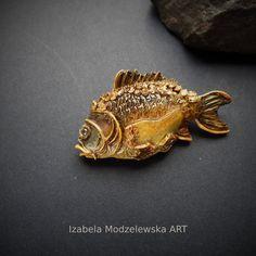 Polymer Clay Fish, Handmade Jewelry, Art, Art Background, Handmade Jewellery, Kunst, Jewellery Making, Performing Arts, Diy Jewelry