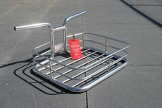 Bar and basket combination   Mission Bicycle