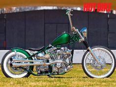 Harley-Davidson Shovelhead – Ice Cream Man | I Love Harley Davidson Bikes