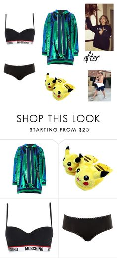 """10.2."" by ronniebenett ❤ liked on Polyvore featuring Mira Mikati, Disney, Moschino and Calvin Klein Underwear"