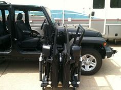 Jeep Wrangler 4 Door Rack: This is a quick door rack to keep your jeep doors safe when you are driving around doorless. Seemed like a good first instructable. Jeep Jk, Jeep Wrangler Doors, Jeep Doors, Jeep Wrangler Accessories, Jeep Accessories, Accessoires Jeep, Jeep Hacks, Jeep Sahara, 2013 Jeep Wrangler Unlimited