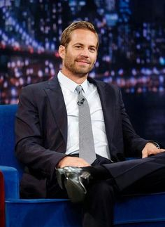 Paul Walker ~Some men are beautiful on the outside but have nothing on the inside. This man was as beautiful on the inside as he was on the outside from all accounts and what he presented to fans, family  and friends.  Well done Paul Walker!