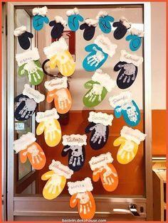 Elegante Winter, Handschuh mit Namen