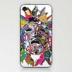 Phoebus iPhone & iPod Skin by Mario Sayavedra - $15.00