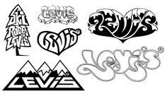 – Levis Logotypes