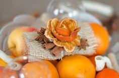 Blog Ambiente de Luz: Lembrancinhas de casamento com rosas de casca de l...