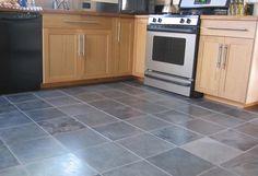 linoleum flooring patterns | Kitchen Flooring Contractors