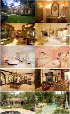 christina aguilera's house | Christina Aguilera's home