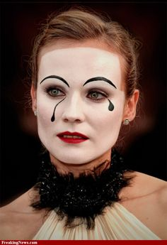 Mime Diana Kruger pictures