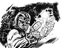 Darkseid by JHarren on deviantART