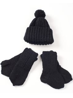 Nordic Yarns and Design since 1928 Crochet Slippers, Knit Crochet, Fun Projects, Little Boys, Gloves, Beanie, Wool, Knitting, Children