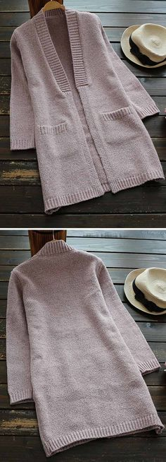 Clearly, you know that this cardi will keep you warm. But it will keep you looking super trendy!