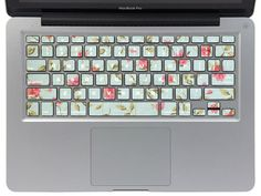 Hey, I found this really awesome Etsy listing at https://www.etsy.com/listing/204191979/macbook-keyboard-decal-macbook-cover