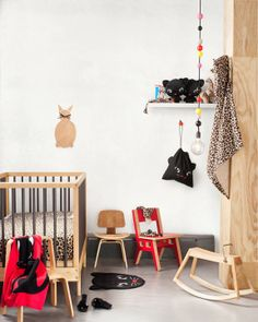 Cat-themed nursery