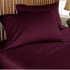 300 TC Ultra Soft Silk 100% Egyptian cotton Luxurious Duvet Cover 300 THREADS, Queen Wine solid by pearlbedding. $69.99. Extra Comfortable and most Contemporary Bedding set.. This is one Duvet Cover only. THREAD COUNT/MATERIAL: 300TC , 100% Egyptian Cotton. Enjoy comfort and durability.. Brand New and Factory Sealed. No Ironing Necessary. Experience true luxury when you sleep on these Eqyptian cotton sheets.. Super Soft sheets with super soft comfort, luxury and s...