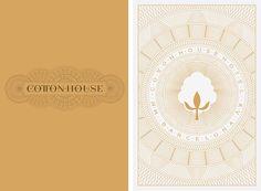 Cottonhouse Hotel, Barcelona Branding on Behance