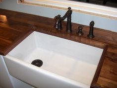 How to make your own butcher block countertops