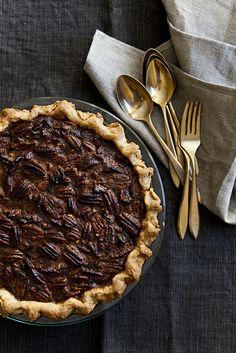 Maple Pecan Pie / Nicole Franzen Photo, via Flickr
