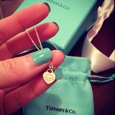 Tiffany & Co. (Also like the classic blue one.. )
