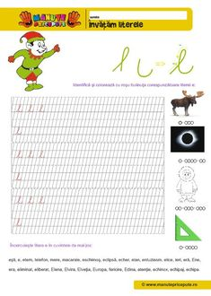 E Archives - Manute Pricepute Cursive Letters, Worksheets For Kids, Stories For Kids, Homeschooling, Activities, Math, Reading, Quill, 1st Grades