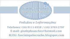 contato Ateliê Gisele Sanches