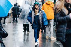 Street style: New York Fall/Winter 2017-2018 Fashion Week 72