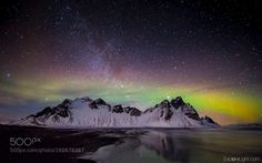 Aurora Beauty by ExploreLight #nature #travel #traveling #vacation #visiting #trip #holiday #tourism #tourist #photooftheday #amazing #picoftheday
