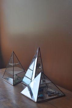 Pyramids, FW2013, ABJ Glassworks