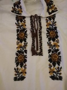 Costumes, Traditional, Embroidery, Bride, Dresses, Fashion, Shirts, Needlepoint, Wedding Bride