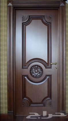 House Main Door Design, Wooden Main Door Design, Door Gate Design, Room Door Design, Door Design Interior, Wooden Glass Door, Modern Wooden Doors, Wood Front Doors, Exterior Doors