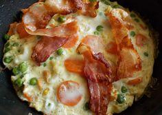 Gyors zöldséges vacsora | Csiki Piroska receptje - Cookpad receptek Diet Recipes, Cake Recipes, Healthy Recipes, Gym Food, Nigella, Hawaiian Pizza, Sausage, Bacon, Food And Drink