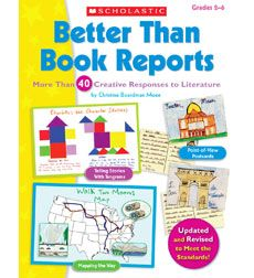 mystery book reports