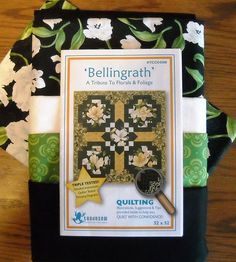 Bellingrath Gardens Spring Tulips Quilt Kit by Toadusew by TBQSC