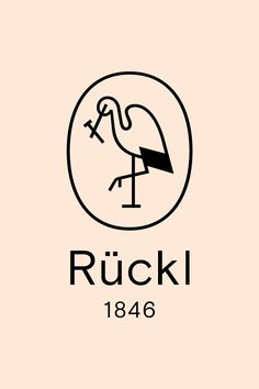 New Logo and Identity for Rückl by Studio Najbrt