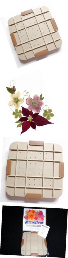 Dried Flowers 16493: 9 (23 Cm) Microwave Max Flower Press -> BUY IT NOW ONLY: $69.42 on eBay!