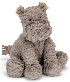 Fuddlewuddle Hippo by Jellycat - 23cm from The Bear Garden
