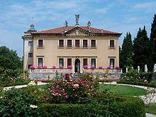 Vicenza -Villa Valmarana