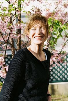 "Jane Birkin shot by Shoichi Kajino: JANE BIRKIN SINGS SERGE GAINSBOURG ""VIA JAPAN""."