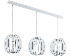 Závěsné osvětlení COSSANO 3x40W/E14 eshop HORNBACH