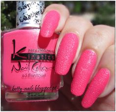 Betty Nails: Kinetics Leather & Sand Collection [Swatches & Review]