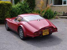 1986 Marcos Mantula V8 SOLD