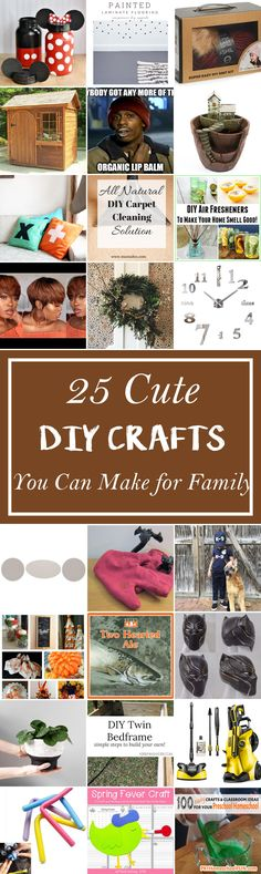 22 quick diy crafts you need to make diy crafts pinterest gift
