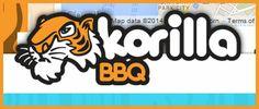 Korilla BBQ (Food Truck)         ...             Truck Finder  http://korillabbq.com/truck-finder